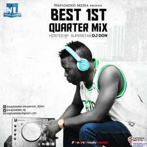 Dj Don - Best 1st Quater Mix